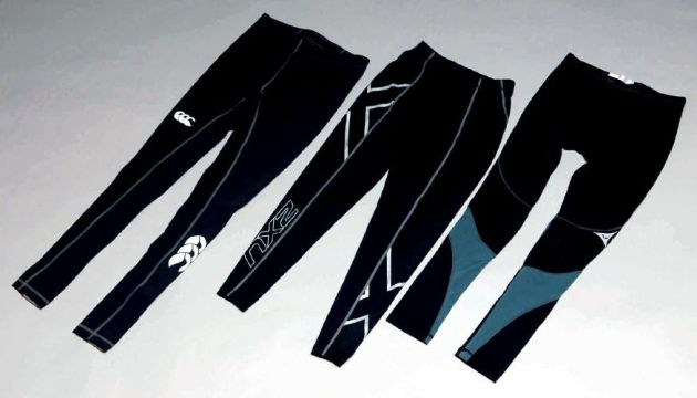 triple whammy compression tights