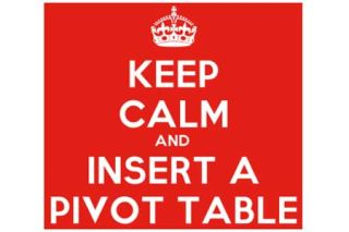 Of PARCC and Pivot Tables
