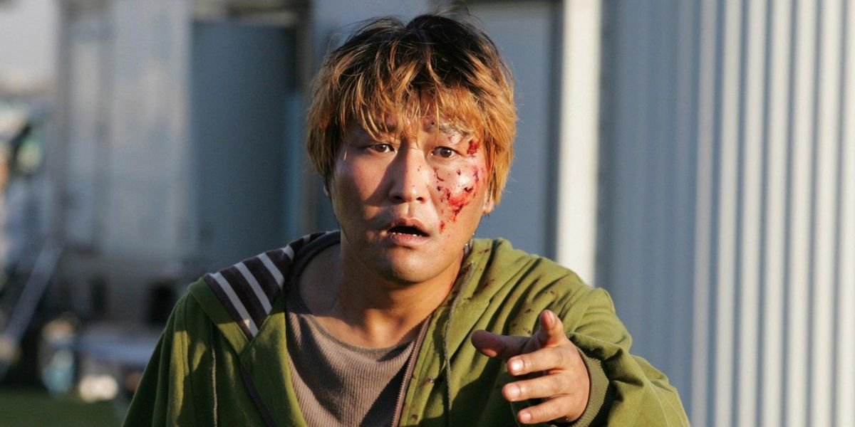 Kang-ho Song in The Host