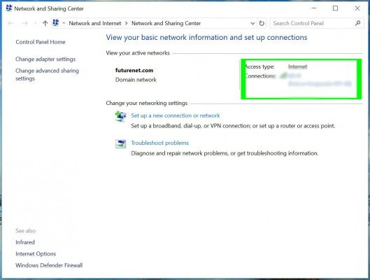How to find your MAC Address in Windows 10 | Laptop Mag