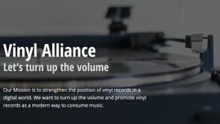 Vinyl Alliance gains ground to 'strengthen the position' of records