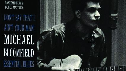 Cover art for Mike Bloomfield - Reissues album