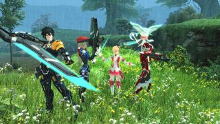The eight year wait is over, but PSO2 isn't a revolutionary MMO.