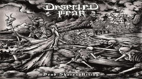 Cover art for Deserted Fear - Dead Shores Rising album