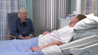 Eileen worries about Todd when he says he can't remember the accident.