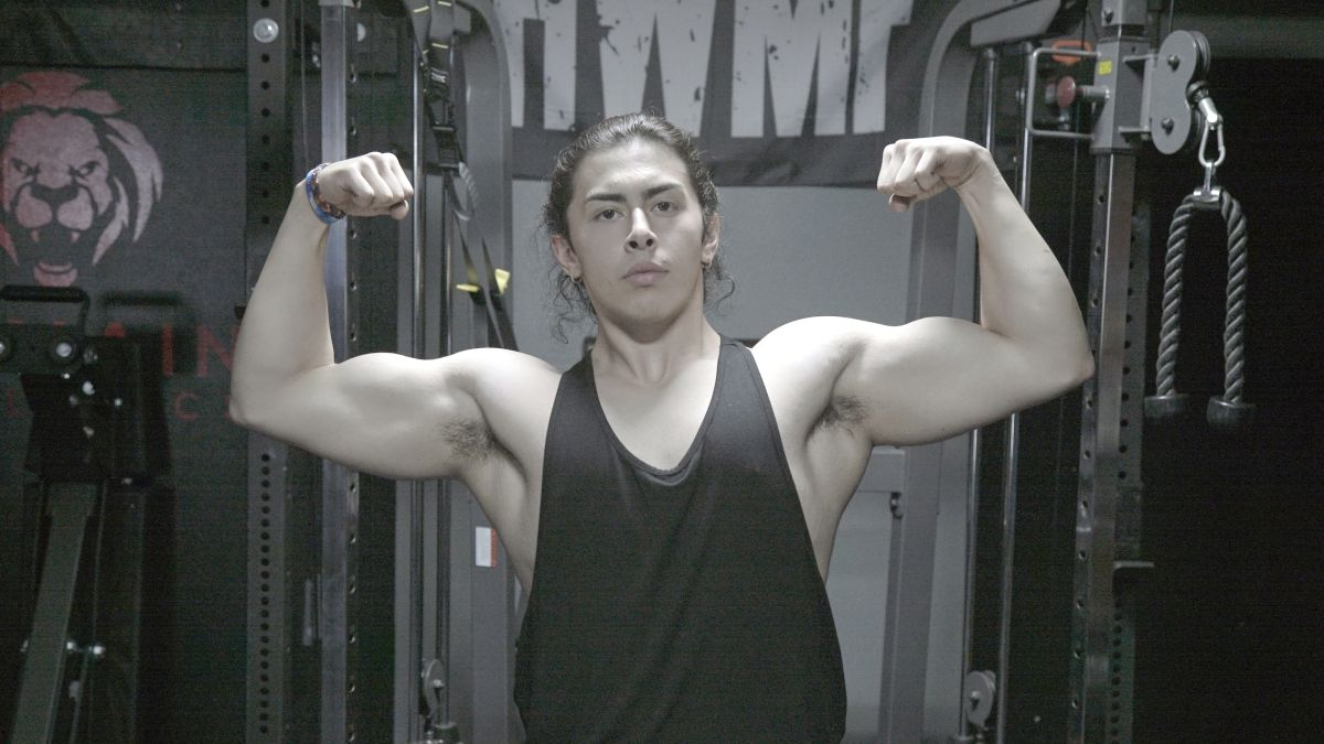 Real life weight loss: How this man lost 120lbs of fat and became a bodybuilder