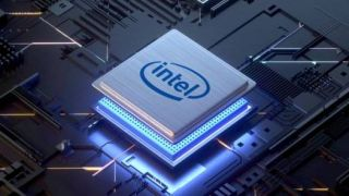 Intel CPU Chip