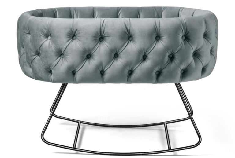 best bedside cribs aristot leather bassinet