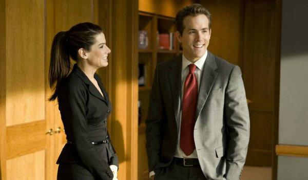 The Proposal Ryan reynolds Sandra Bullock