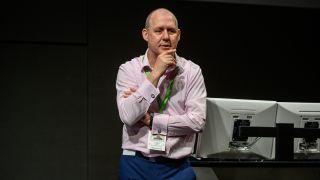 Owen Ellis, chairman of the AV User Group