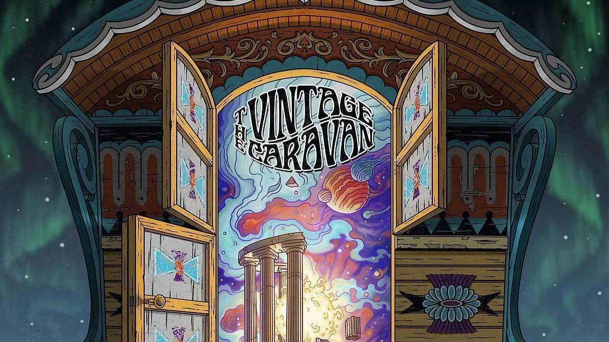 The Vintage Caravan wield immense, primal riffs on the aptly titled Monuments