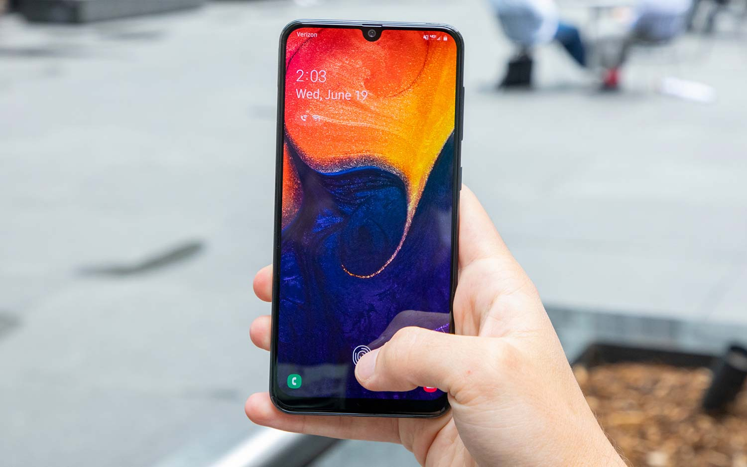 Galaxy A50 Review | Tom's Guide