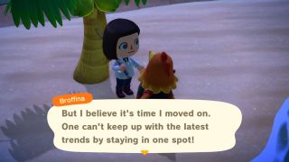 How to evict a resident in Animal Crossing: New Horizons