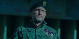 Woody Harrelson's Colonel in War for the Planet of the Apes