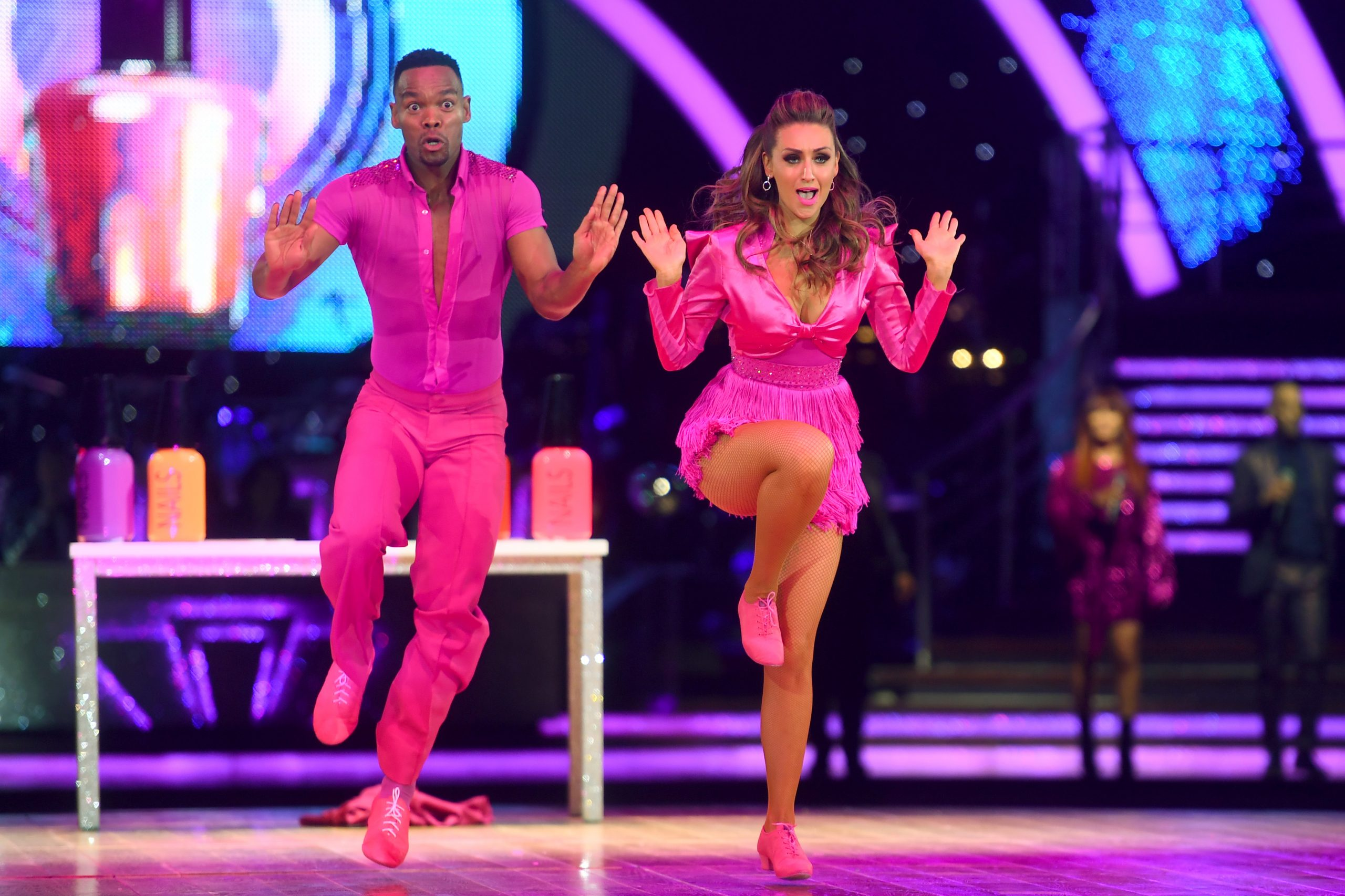 'I'm absolutely heartbroken' Catherine Tyldesley reveals very sad news during Strictly Come Dancing Tour