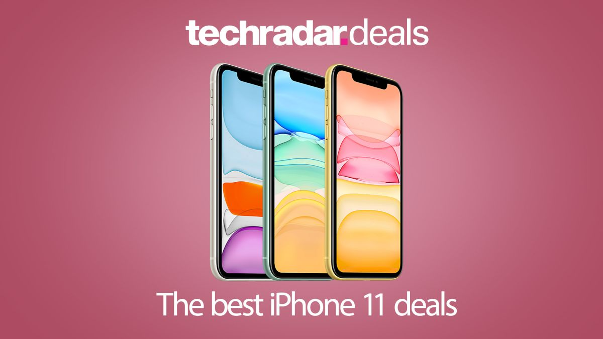 The Best Iphone 11 Deals For Black Friday 2020 Techradar