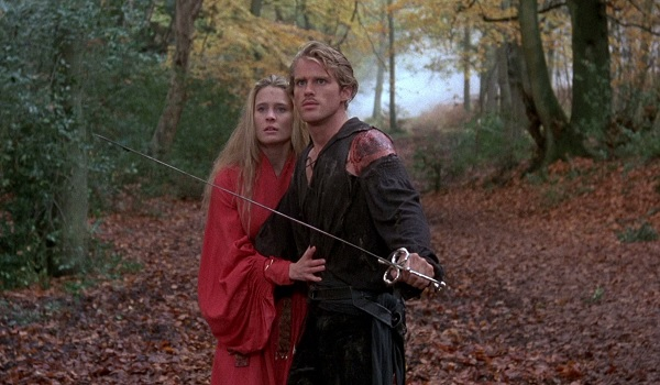 The Princess Bride Wesley And Buttercup