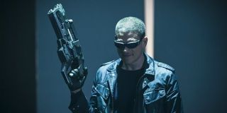 Leonard Snart Wentworth Miller The Flash The CW