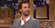 Matthew McConaughey Has Cleared Up Those Titanic Rumors