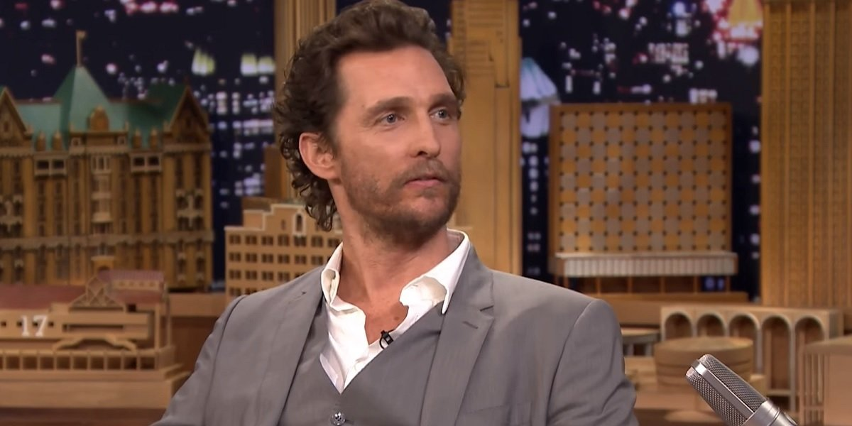 Um, Matthew McConaughey May Be Interested In Joining The WWE
