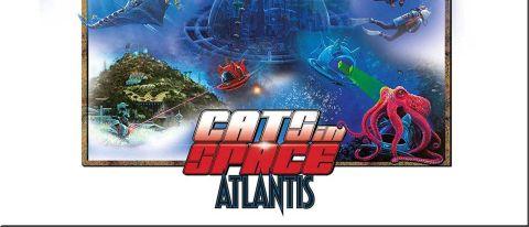 Cats In Space: Atlantis