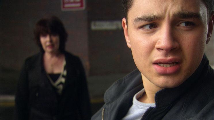 Karen fails to help ex-con Ben