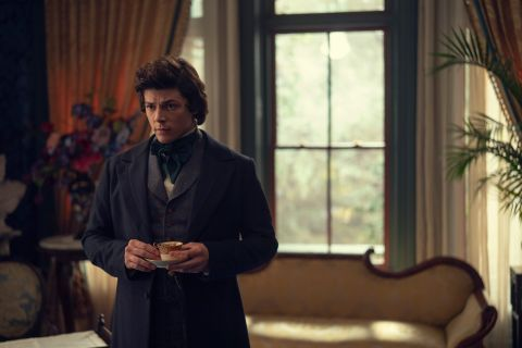 Adrian Blake Enscoe as Austin in Dickinson
