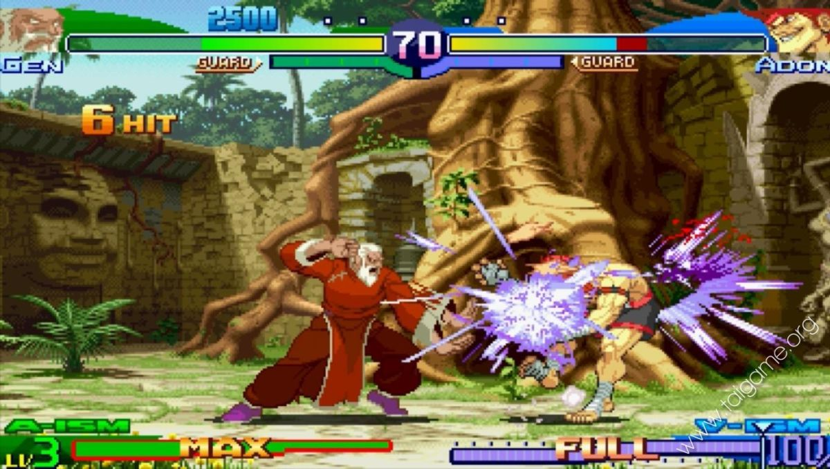 The Best Street Fighter Games of All Time   Tom's Guide