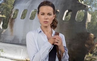 Kate Beckinsale The Widow episode one ITV