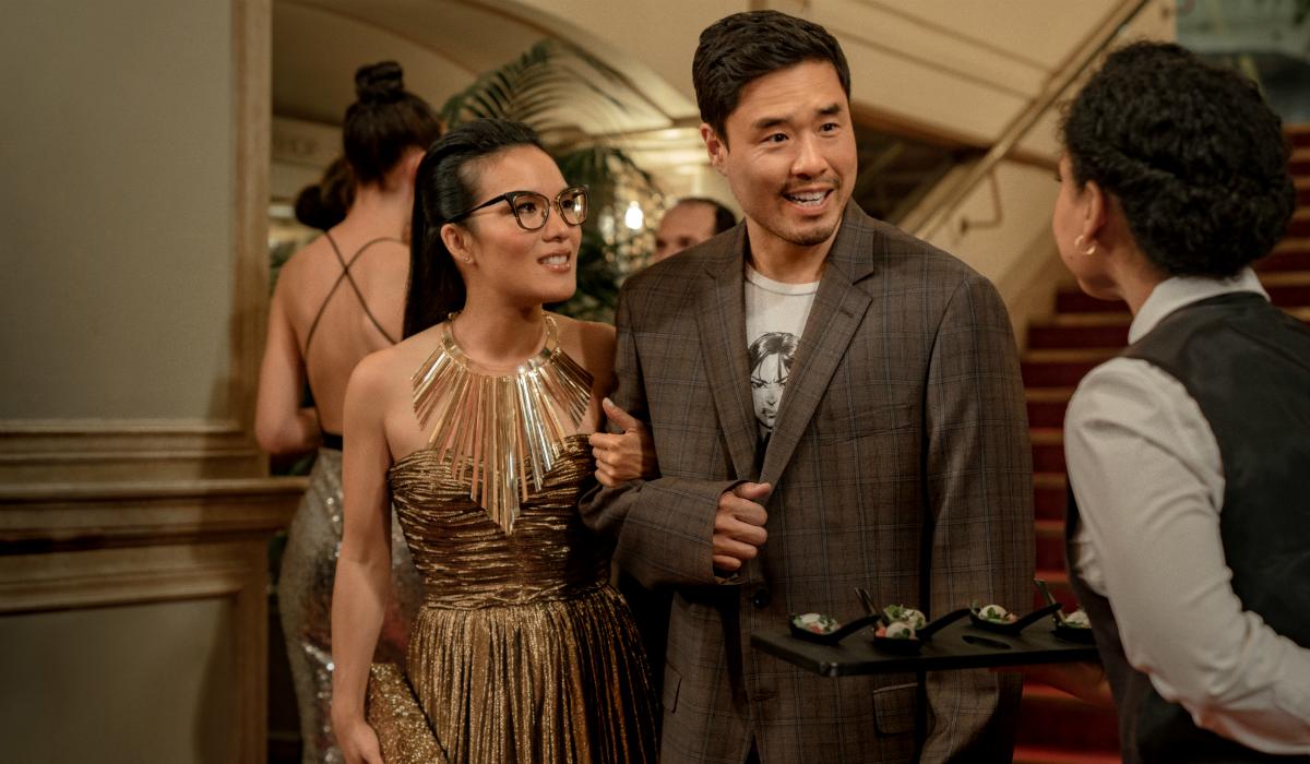 Always Be My Maybe Ali Wong Sasha Tran Randall Park Marcus Kim Netflix