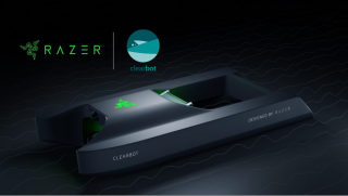Razer's ClearBot smart robot for cleaning the oceans