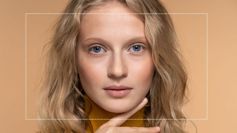 puffy eyes woman with undereye puffiness