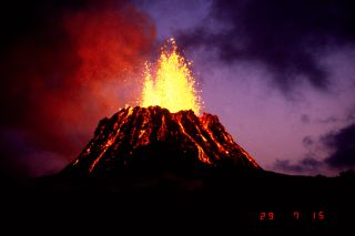 volcano facts, volcano eruptions