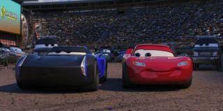 Cars 3 Jackson Storm Lightning Mcqueen