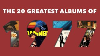 The 20 Greatest Rock Albums of 1977