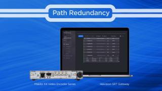 Haivision Path Redundancy