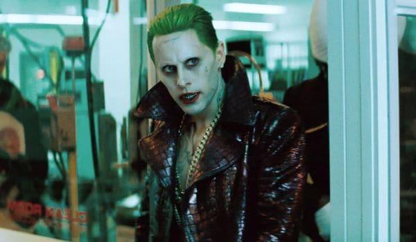 More Jared Leto as the Joker