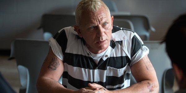 Logan Lucky Daniel Craig prison visit conversation