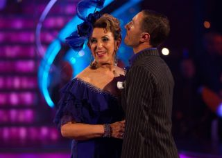 Strictly Come Dancing: Edwina Currie is first out!