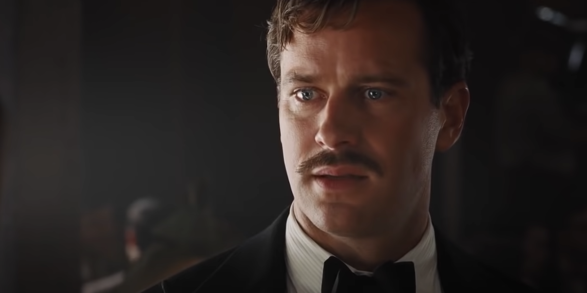 Armie Hammer's Cannibal Sexting Scandal Has Put Disney's Death On The Nile Between A Rock And A Hard Place