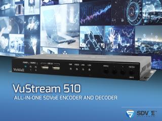 VuStream 510