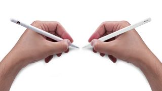 Apple Pencil vs Apple Pencil 2