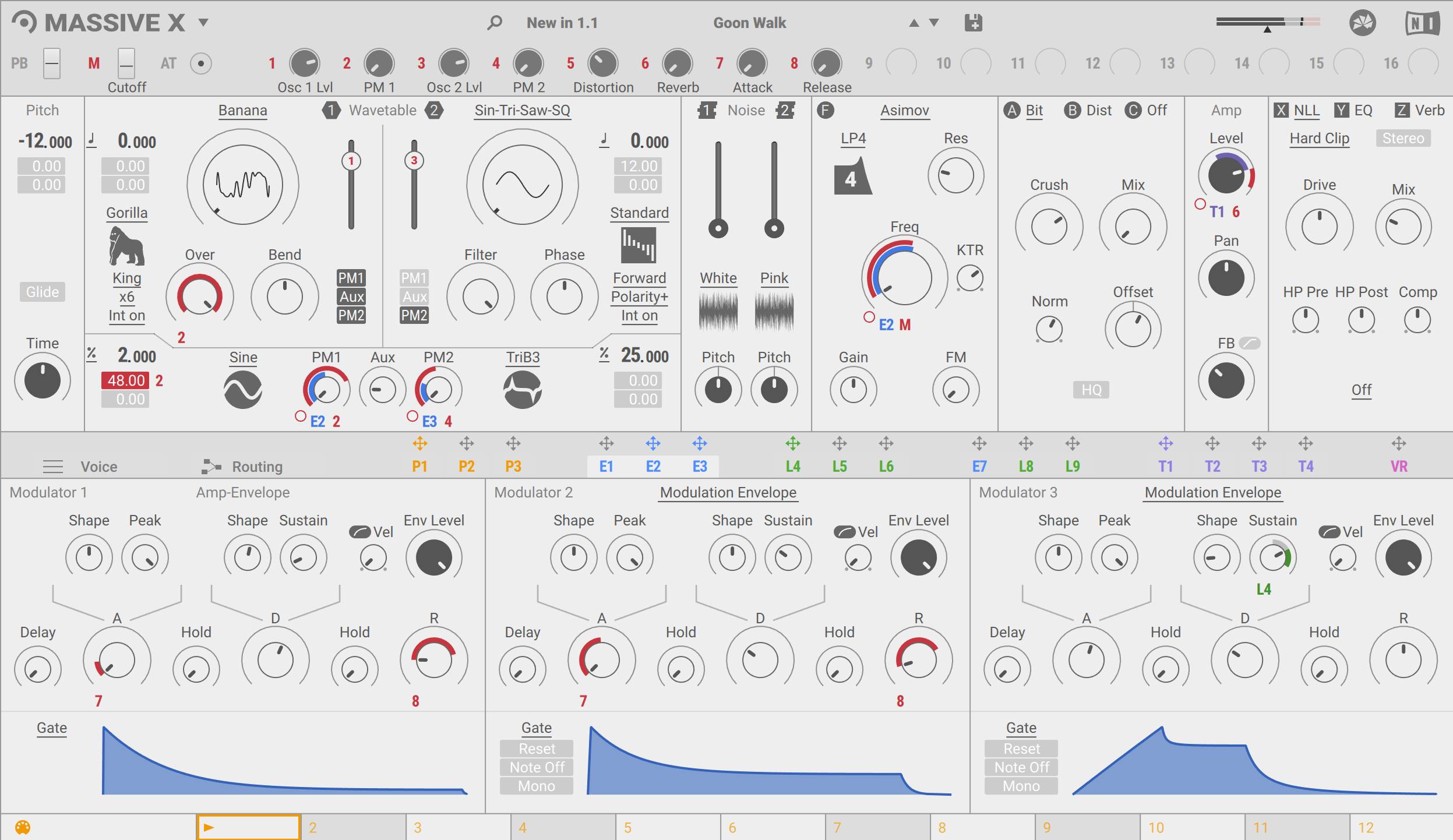 Massive X updated with dynamic envelopes/LFO, new presets and new skins | MusicRadar