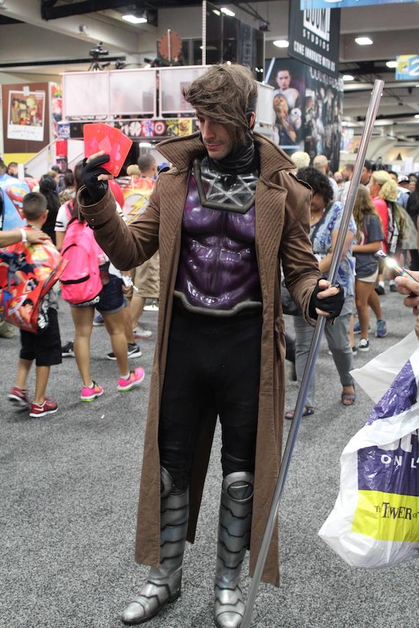 SDCC costume gambit