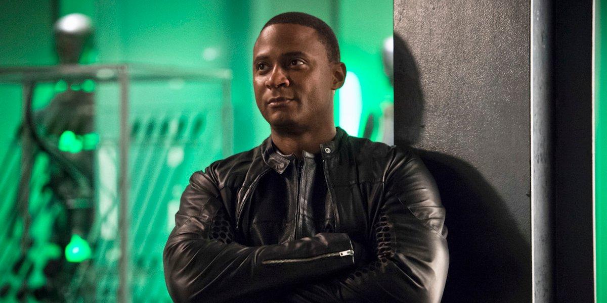 David Ramsey as John Diggle in Arrow