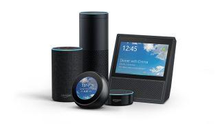 amazon echo speakers