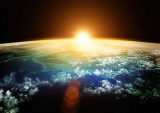 Panelists at the 229th meeting of the American Astronomical Society discussed geoengineering Earth's atmosphere to reduce the impact of climate change and the effect it might have on night-sky viewing and astronomy.