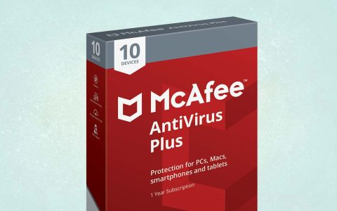 McAfee AntiVirus Plus (for Mac): Good for Large Families