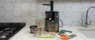 Nama Vitality 5800 on a kitchen countertop