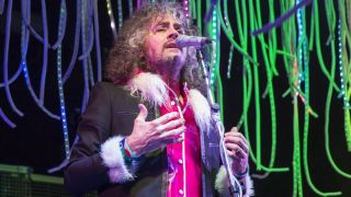 A picture of Wayne coyne